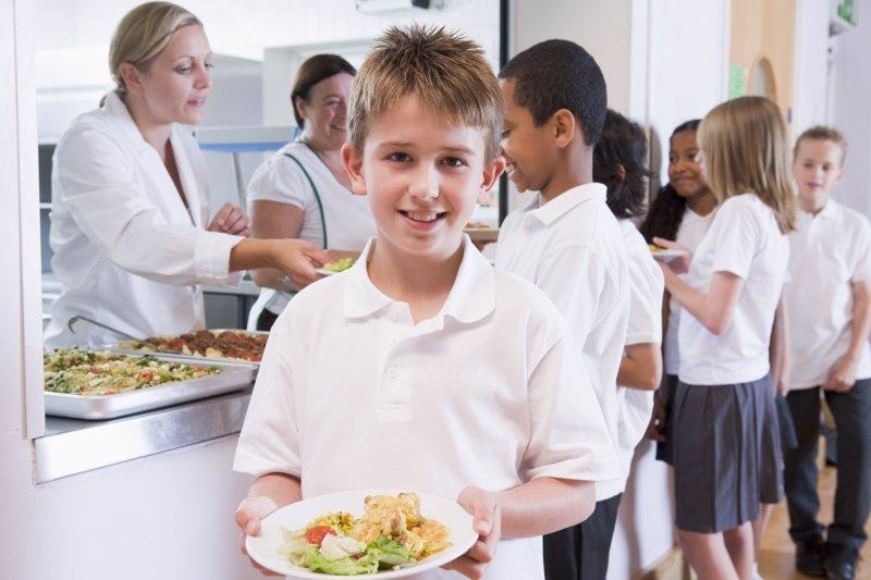Los Beneficios Del Comedor Escolar En Ni Os