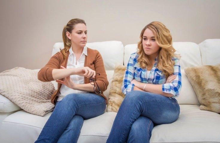 Cómo hablar a los hijos adolescentes