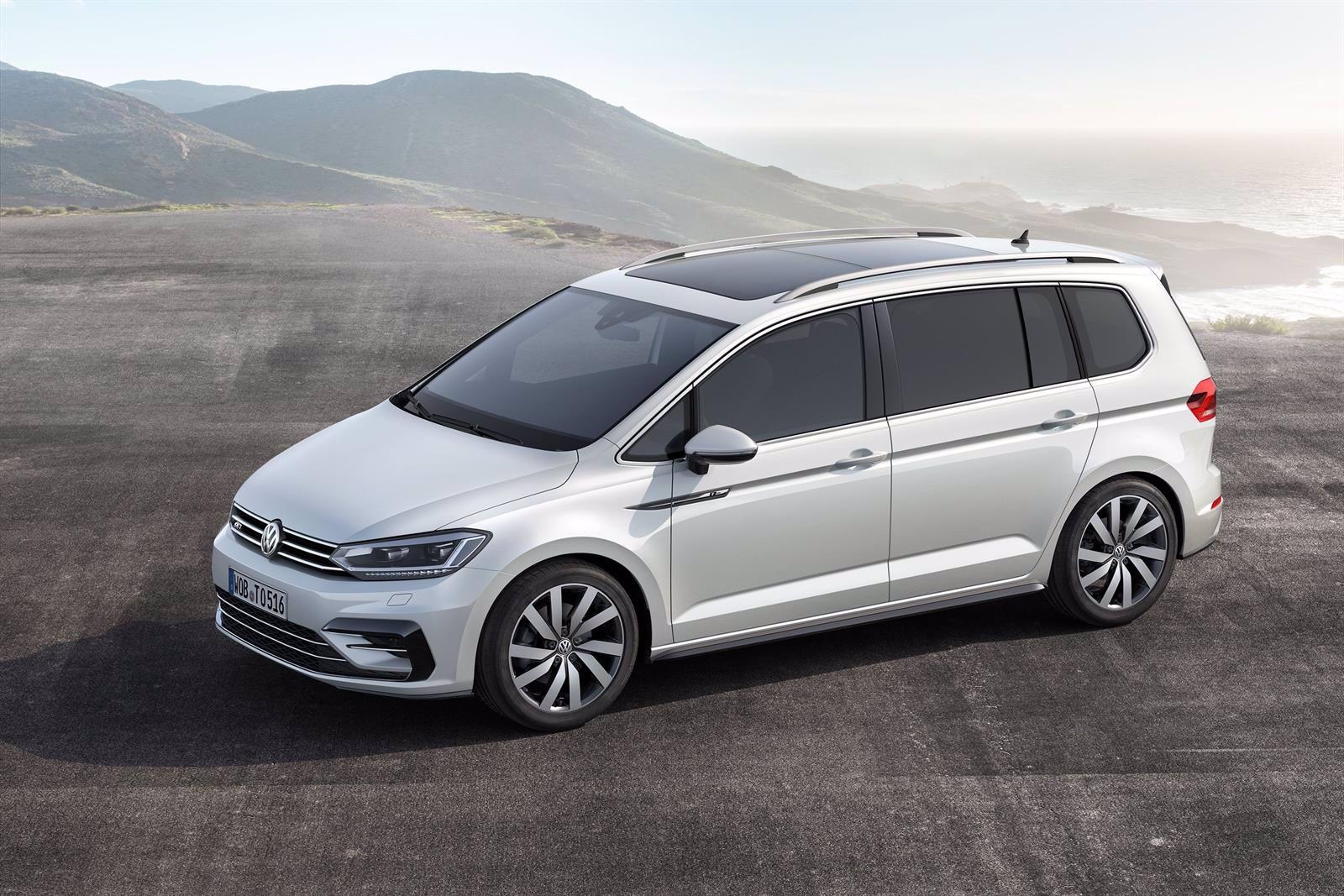 El nuevo Touran de Volkswagen