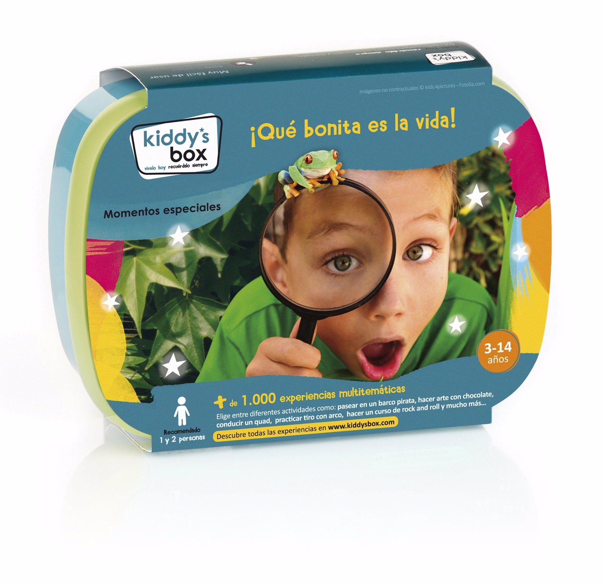 Suscríbetre a Hacer Familia y llévate una Kiddy's Box