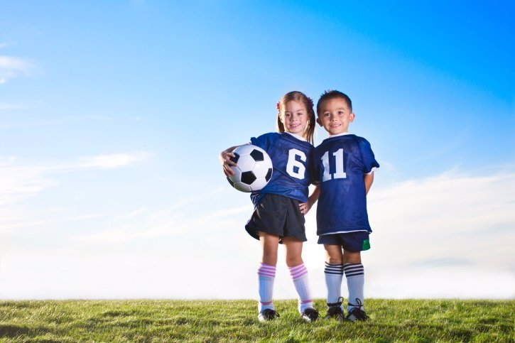 Deporte en niños, claves para padres