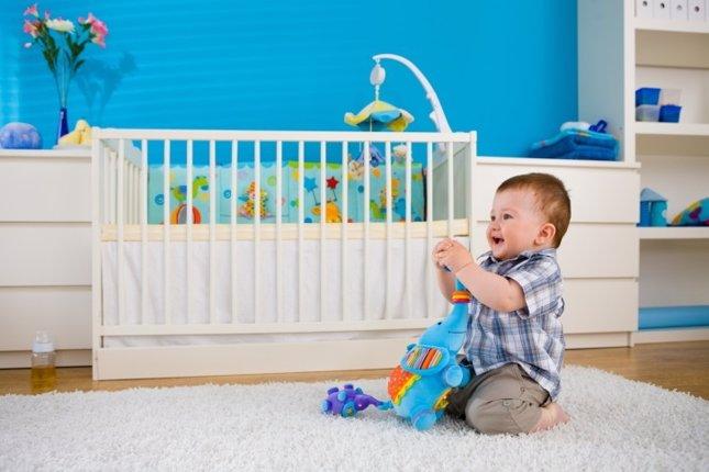 Claves antes de comprar una cuna para el bebé