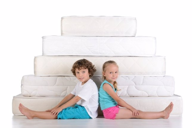 Cuál es el mejor colchón para los niños