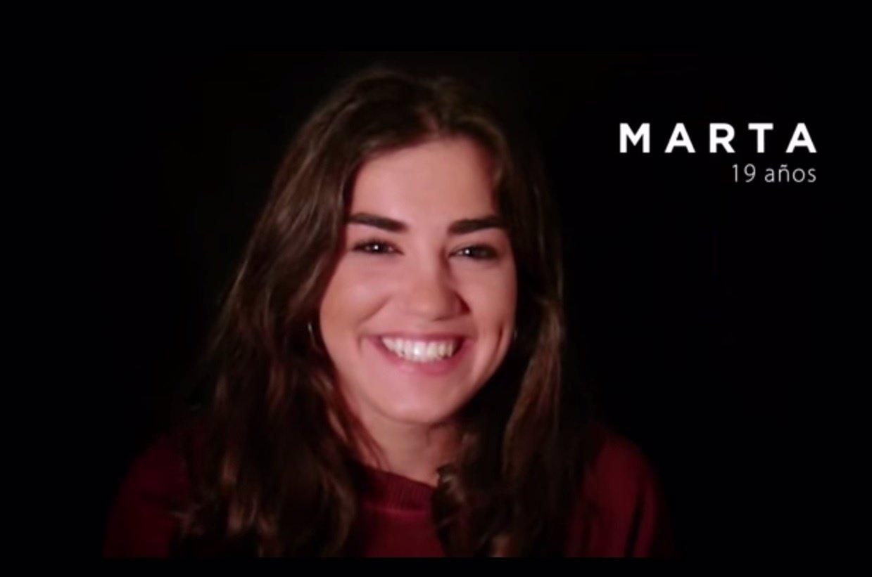 Marta, la adolescente que no abortó