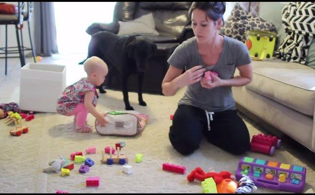 Vídeo por qué las madres no acaban las tareas