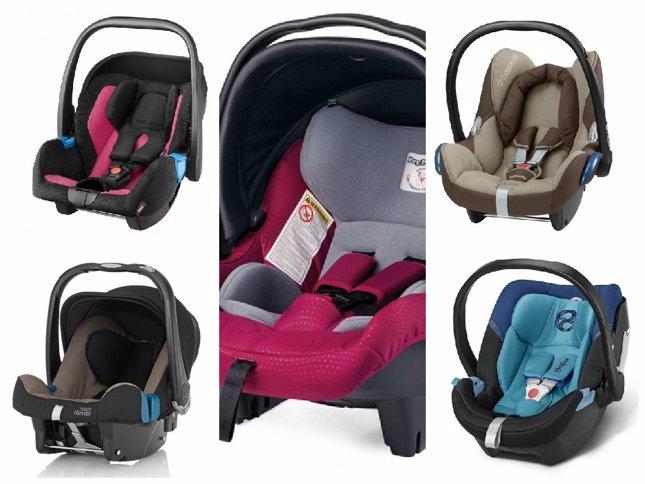 Cinco sillas de coche grupo 0 para viajar con tu beb for Silla de bebe para coche grupo 0
