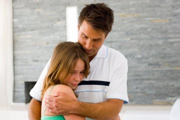 El apoyo de padres a hijos
