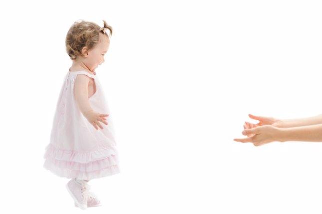 Aprender a andar, estimula a tu bebé
