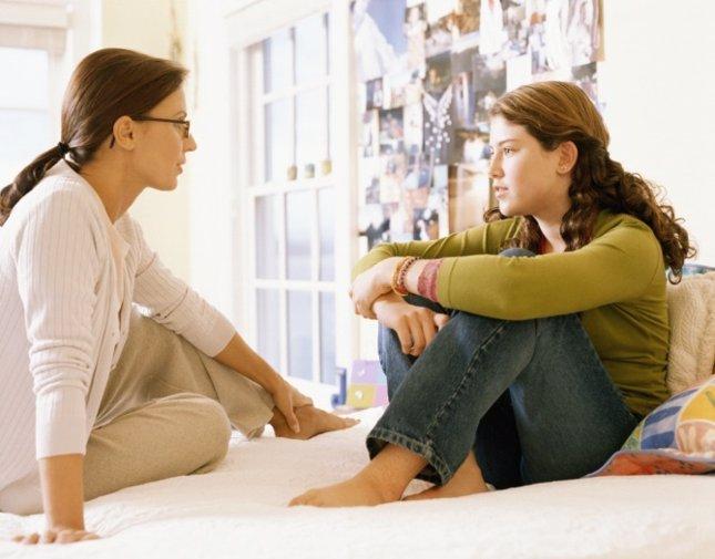 Hablar con un adolescente