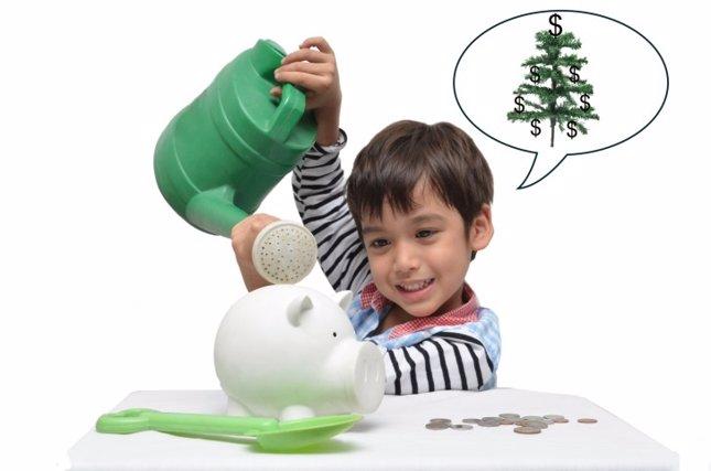 Consejos para enseñar a ahorrar a los niños