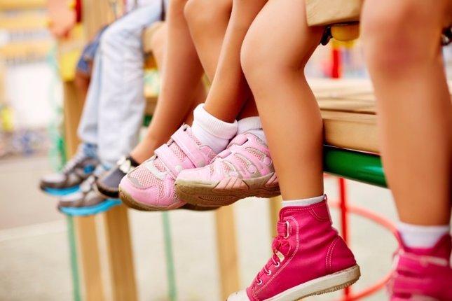 Dudas sobre los zapatos de los niños