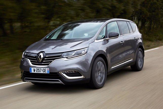 Renault Espace, el mejor en seguridad infantil