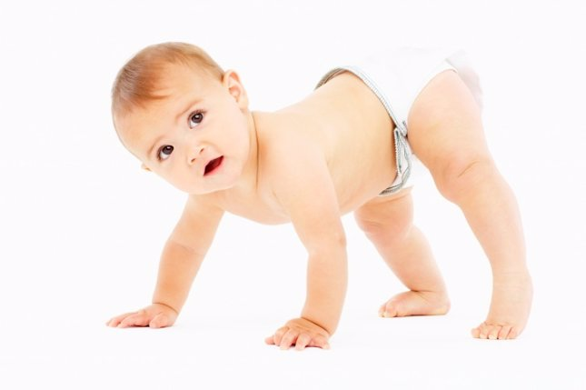 Bebé pañal de tela