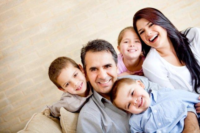 Niños, familia