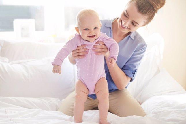 El desarrollo del bebé de 0 a 12 meses
