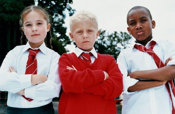 Niños prepotentes