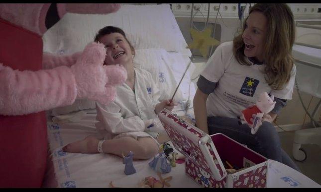 Vídeo Día del Niño Hospitalizado