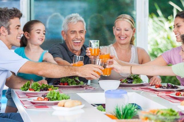 Los secretos de una dieta saludable