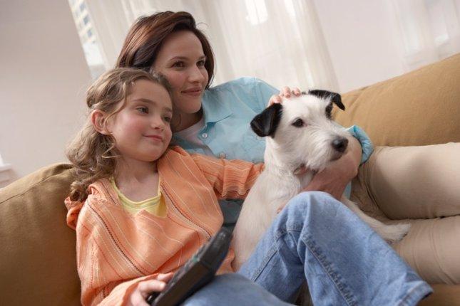 El perro es el mejor amigo de las familias
