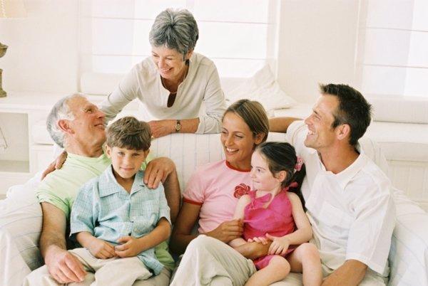Comunicación en familia