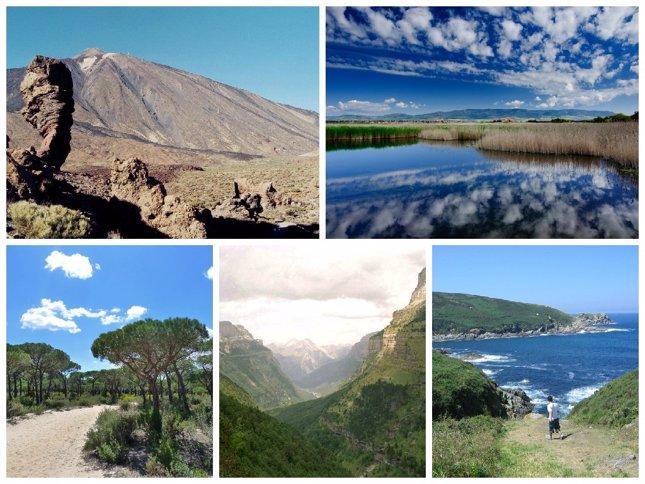 Parques Naturales de España