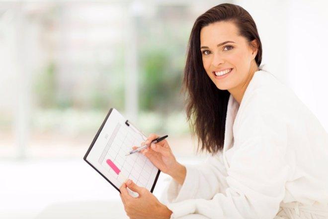Calculadora de días fértiles y de la ovulación