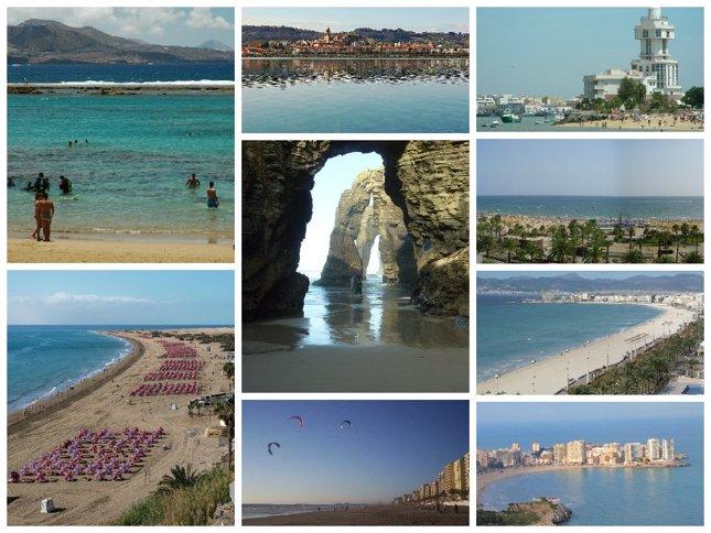 las mejores playas de espana para ir con ninos