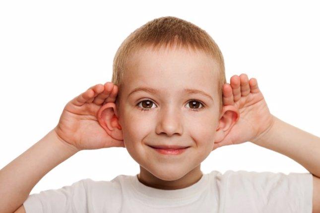 Es muy importante una buena audición en la infancia.