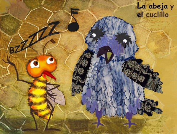 La abeja y el cuclillo