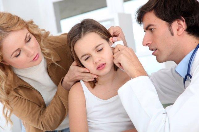 Drenajes en los oídos de los niños