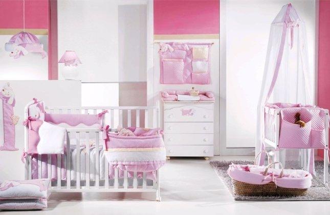 10 accesorios y tiles para las habitaciones de beb for Cuarto de los padres blancos