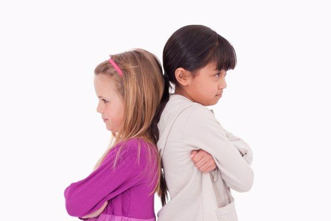 Envidia infantil, cómo educar en positivo