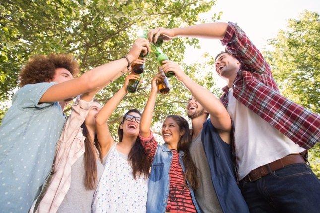 Botellón, alcohol y adolescentes