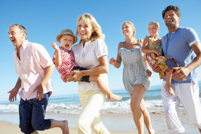 Precauciones para viajar al extranjero con niños