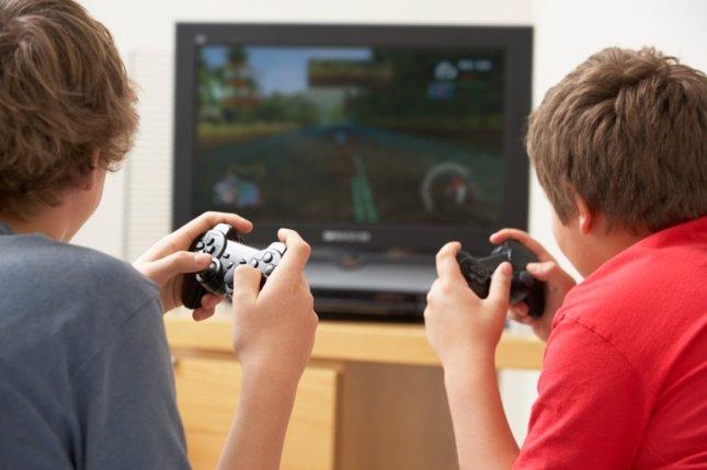 Niños videojuegos