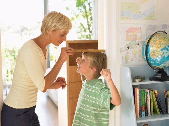 El crecimiento de los niños y el estirón