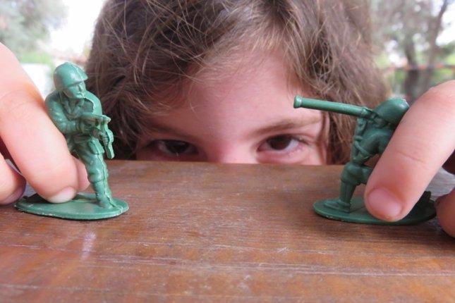 Papá, mamá, ¿por qué hay guerras?