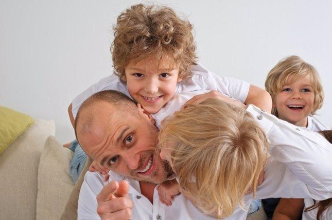 La figura paterna en la educación de los hijos