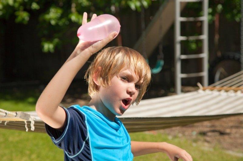 8 Juegos De Agua Refrescantes Para El Verano