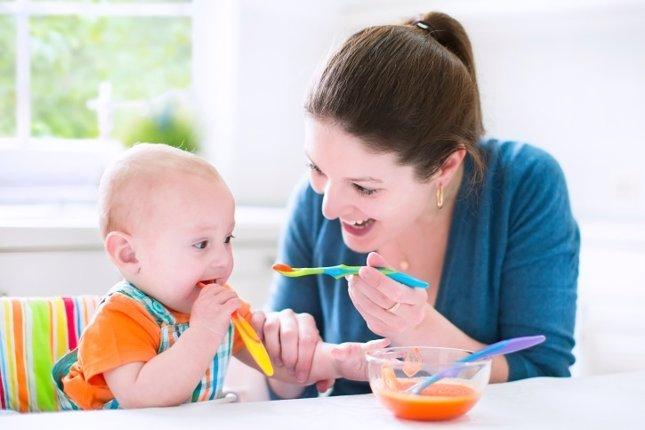 Guía de alimentos para el bebé