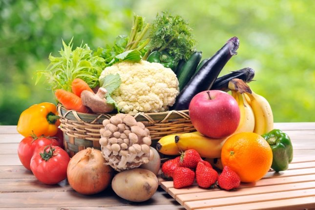 Frutas y verduras
