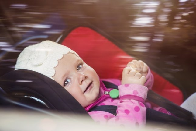 Niño silla coche, sistemas de retención infantil