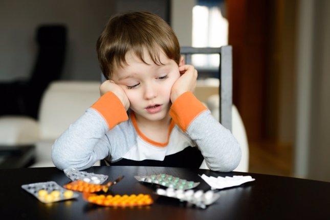 Medicamentos resfriado niños