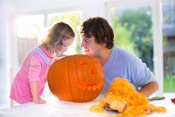 Halloween como excusa