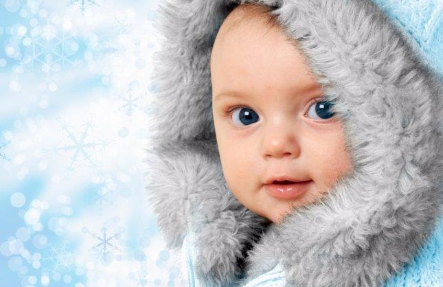 Cómo cuidar la piel del bebé en invierno