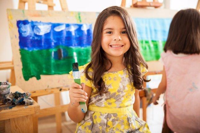 La expresión artística y los niños