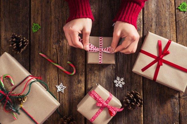 Envoltorios originales para los regalos de Navidad