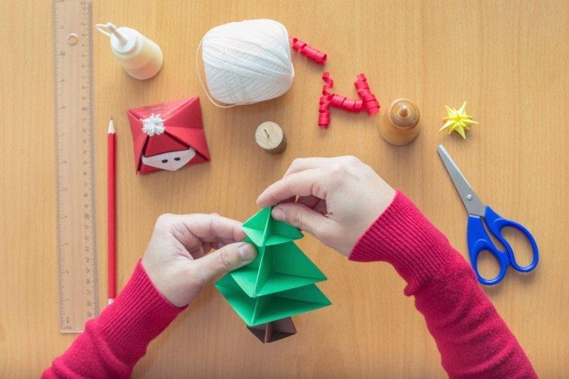 Diez ideas originales de manualidades para regalar esta Navidad