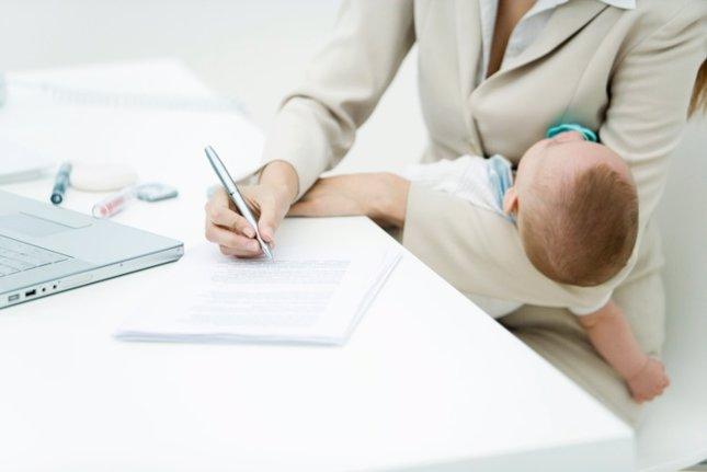 Conciliar lactancia materna y trabajo