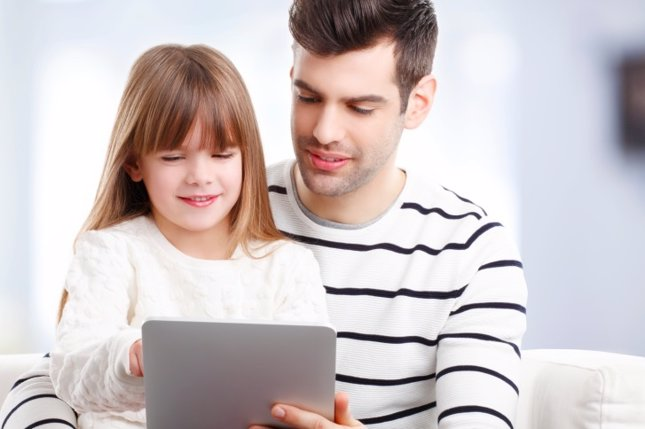 Libros electrónicos para niños